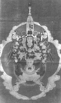 蛇幸都神社(荼枳尼天)